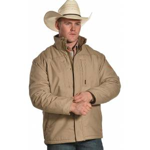 Ariat Mens Flame Resistant Workhorse Jacket