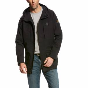 Ariat Mens Rebar Storm Fighter Waterproof Jacket