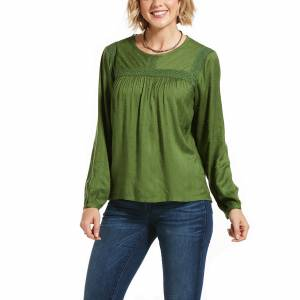Ariat Ladies Meadow Long Sleeve Top