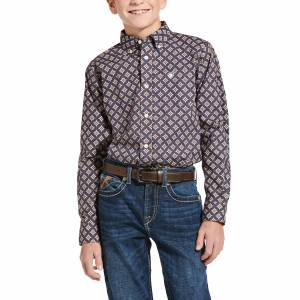 Ariat Kids Jerri Classic Fit Long Sleeve Shirt