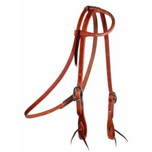 Schutz by Professionals Choice 1-Ear Headstall With Throat