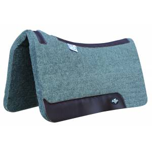 Professionals Choice Deluxe 100% Wool Saddle Pad