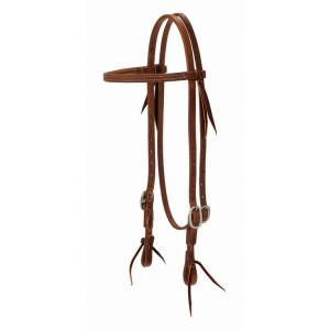 Weaver ProTack Straight Brow Headstall
