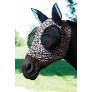Weaver Leather Lycra Covered Ear Fly Mask