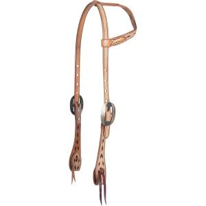 Cashel Buckstitch Slip Ear Headstall
