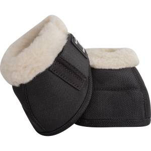 Classic Equine DyNo Turn Fleece Bell Boots