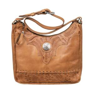 American West Harvest Moon Collection Conceal Carry Shoulder Bag