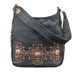 American West Midnight Copper Ultra Soft Drum Dyed Conceal Carry Hobo