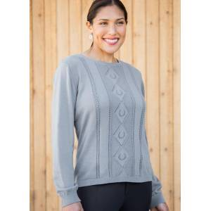 EQL by Kerrits Ladies Lucky Organic Cotton Sweater