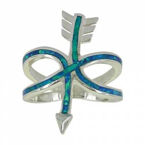 Montana Silversmiths Any Which Way Arrow Ring