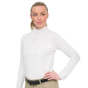 Ovation Ladies Elegance Long Sleeve Show Shirt