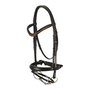 Ovation Munich Anatomic Dressage Bridle