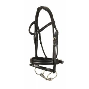 Ovation Dortmund Anatomic Dressage Bridle