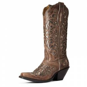 Ariat Ladies Divine Western Boots