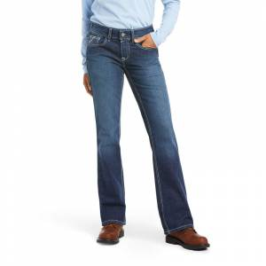 Ariat Ladies FR DuraStretch Crossing Boot Cut Jeans