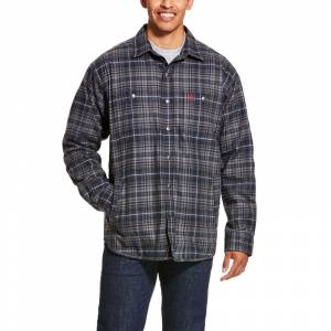 Ariat Mens FR Monument Shirt Jacket