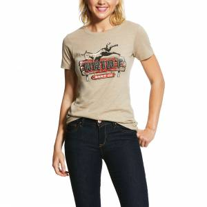 Ariat Ladies Settle Down Short Sleeve T-Shirt
