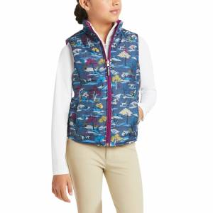 Ariat Kids Emma Reversible Insulated Vest