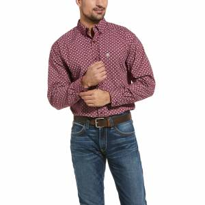 Ariat Mens Rhodes Classic Fit Long Sleeve Shirt