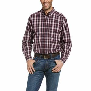 Ariat Mens Pro Series Ramon Classic Fit Long Sleeve Shirt