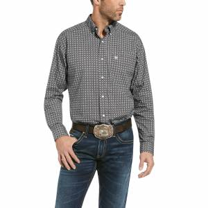 Ariat Mens Russ Classic Fit Long Sleeve Shirt