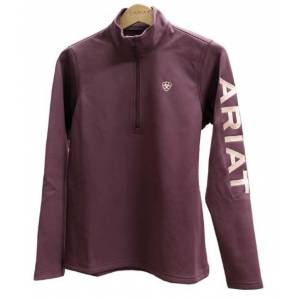 Ariat Ladies Tek Team 1/2 Zip Sweatshirt