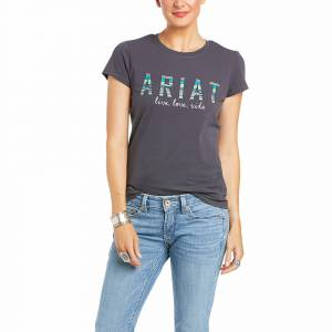 Ariat Ladies REAL Oasis Short Sleeve T-Shirt