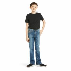 Ariat Kids B5 Slim Stretch Legacy Straight Leg Jeans