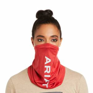 Ariat Adult Neck/Face Ariat Logo Gaiter