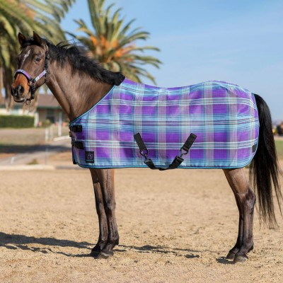 Kensington Pony Protective Fly Sheet with Criss-Cross Belly Straps