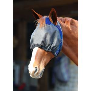 Kensington UViaitor Dartless Fly Mask with Web Trim with Forelock Opening