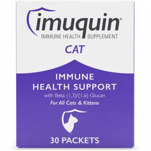 Nutramax Imuquin for Cats and Kittens Stick Packs