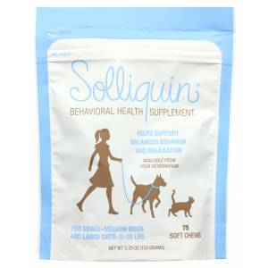 Cosequin Soft Chews With MSM Plus Omega-3s for Dogs