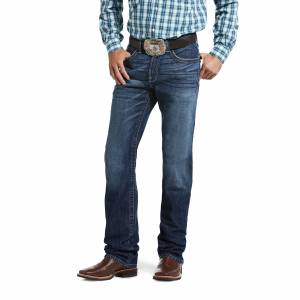 Ariat Mens M2 Relaxed Brandtley Boot Cut Jeans
