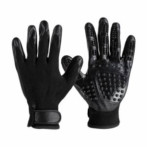 Horze Super Touch Grooming Gloves