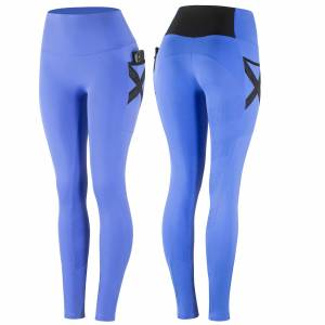 Horze Ladies Sandra Functional Silicone Full Seat Tights