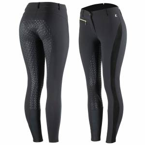 Horze Ladies Limited Edition Camille Silicone Full Seat Breeches