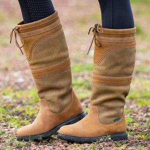 Horze Ladies Cambridge Tall Country Boots