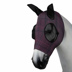 Horze Soft Fitted Fly Mask