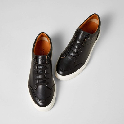 Ariat Mens Two24 Jack Leather Sneakers