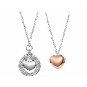 Montana Silversmiths Your Heart In Mine Locket Necklace