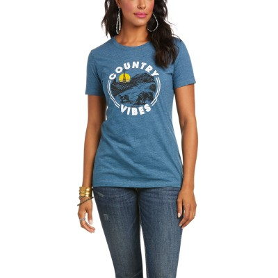 Ariat Ladies Country Vibes T-Shirt