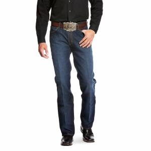 Ariat Mens Relentless Relaxed Fit Stretch Deuces Boot Cut Jeans