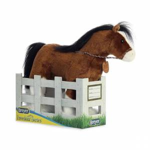 Clydesdale Breyer Showstoppers Plush Horse