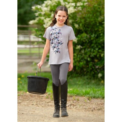 Kerrits Kids Performance Knee Patch Tights