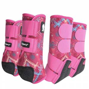Classic Equine Legacy2 4-Pack Sport Boots