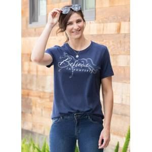 EQL by Kerrits Ladies Inspirational Quote T-Shirt