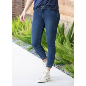 EQL by Kerrits Ladies In Motion Cropped Jeans