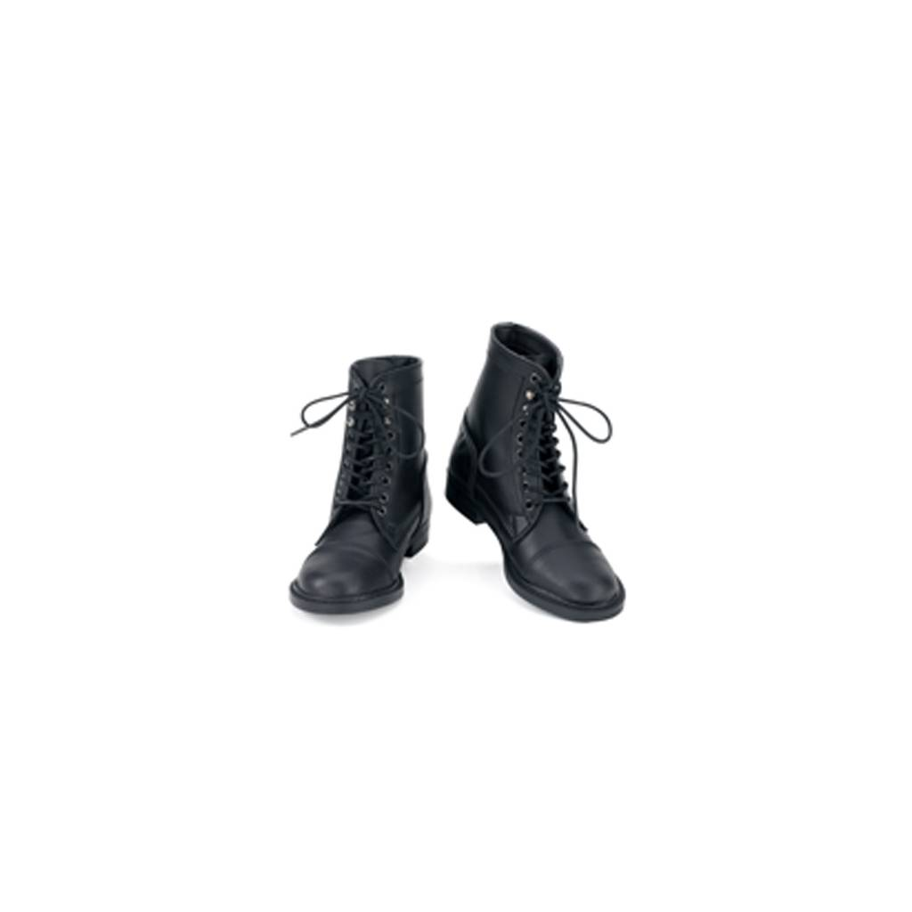 UH Millstone Kds Lace Synth Pddck Boots