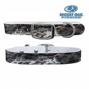 C4 Dog Collar Mossy Oak - Elements-Agua (Blacktip) Collar